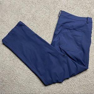Lululemon Pants - Navy Blue Stretch 40W 30L
